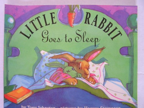 9780064433884: Little Rabbit Goes to Sleep