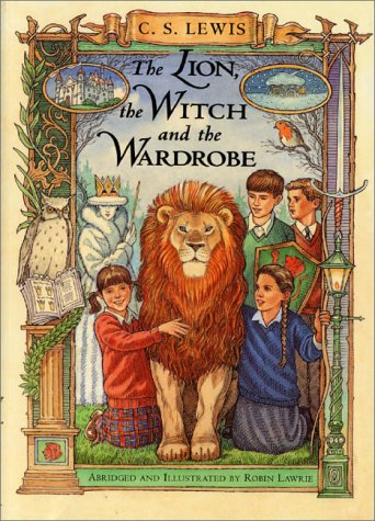 9780064433990: The Lion, the Witch and the Wardrobe: A Graphic Novel (Chronicles of Narnia)