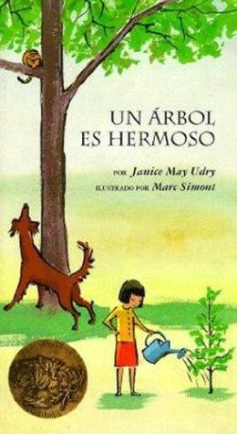 9780064434058: Tree Is Nice, A (Spanish edition): Un arbol es hermoso