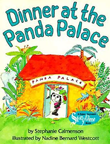 9780064434089: Dinner at the Panda Palace (A Trophy picture book)