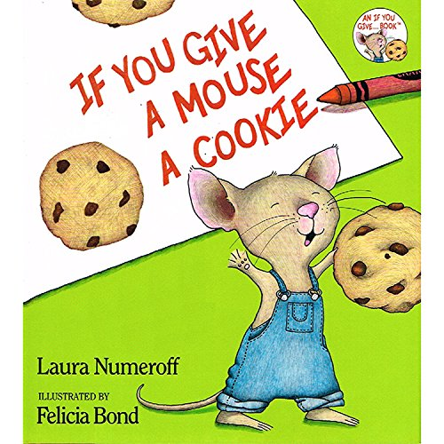 9780064434096: If You Give a Mouse a Cookie Big Book