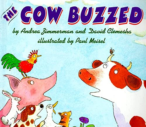 9780064434102: The Cow Buzzed