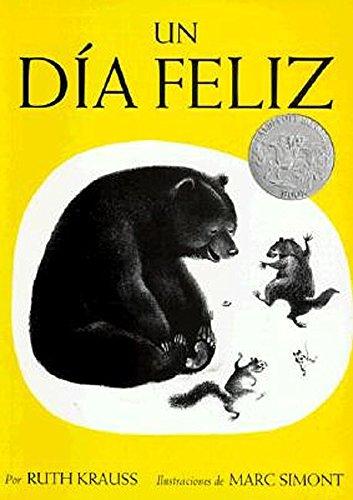 9780064434140: The Happy Day (Spanish edition): Un dia feliz