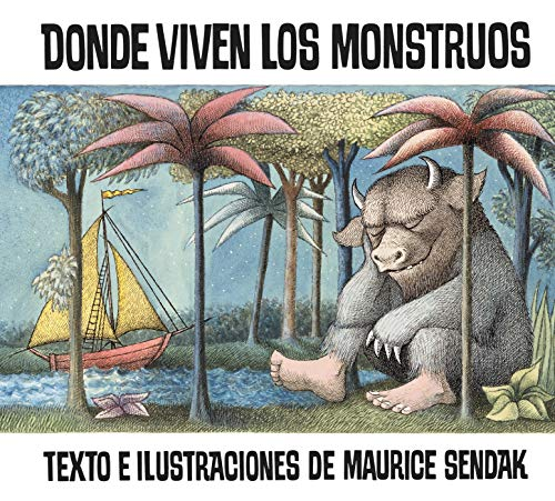 9780064434225: Donde Viven Los Monstruos/ Where the Wild Things Are