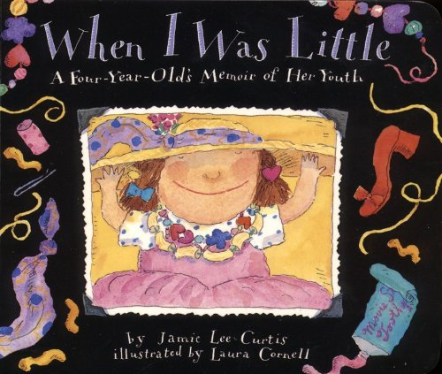 9780064434232: When I Was Little: A Four-Year-Old's Memoir of Her Youth