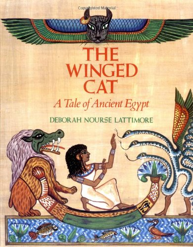 9780064434249: The Winged Cat