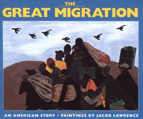 The Great Migration Format: Paperback: Lawrence, Jacob