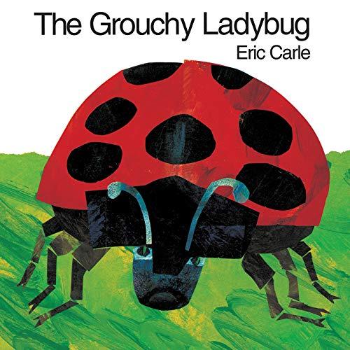 9780064434508: The Grouchy Ladybug