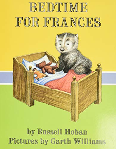 9780064434515: Bedtime for Frances (Trophy Picture Books (Paperback))