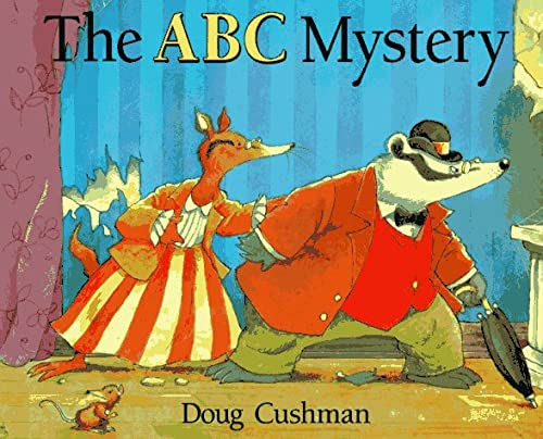 9780064434591: The ABC Mystery (Trophy Picture Books)
