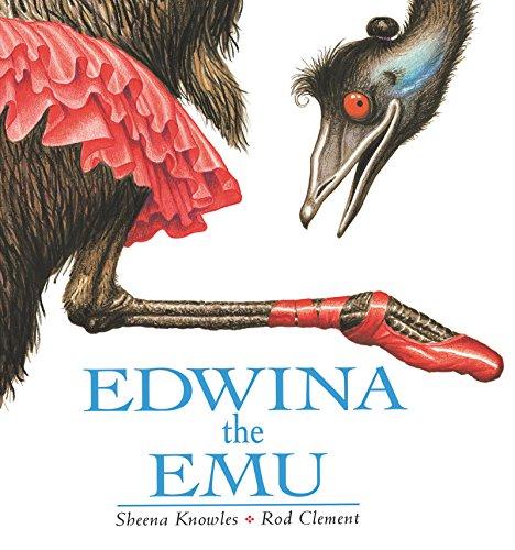 9780064434836: Edwina the Emu