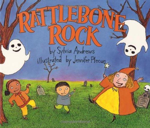 9780064434843: Rattlebone Rock