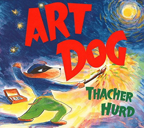 9780064434898: Art Dog (Trophy Picture Books (Paperback))