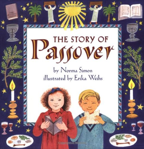 9780064434911: The Story of Passover (Trophy Picture Books)