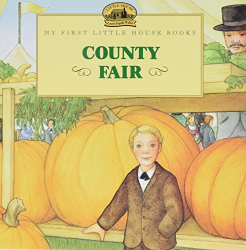 9780064434935: County Fair (Little House Picture Book)