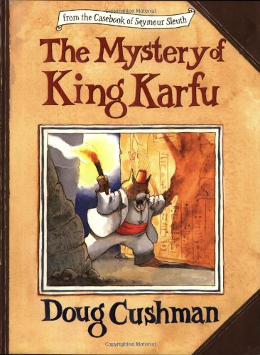 9780064435031: The Mystery of King Karfu (Casebook of Seymour Sleuth)