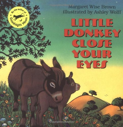 9780064435079: Little Donkey Close Your Eyes