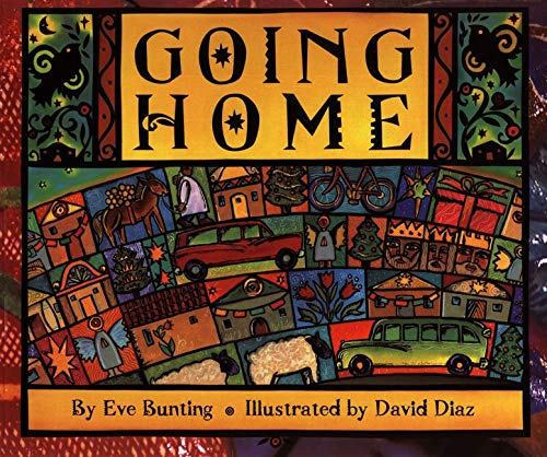 9780064435093: Going Home (Trophy Picture Books)