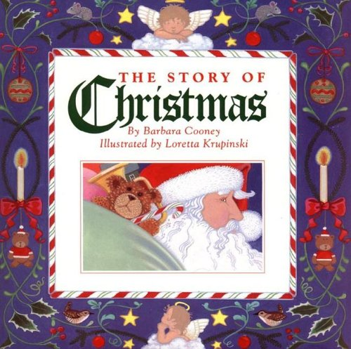 9780064435123: The Story of Christmas (Trophy Picture Books)