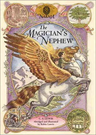 9780064435154: The Magician's Nephew Graphic Novel (Chronicles of Narnia)