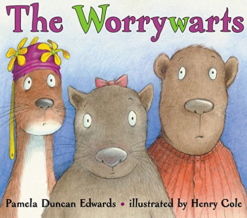 9780064435161: The Worrywarts