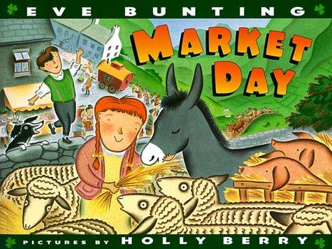 9780064435178: Market Day