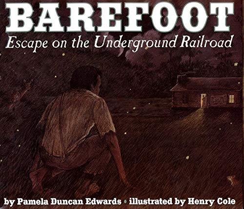 9780064435192: Barefoot: Escape on the Underground Railroad