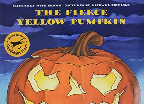 9780064435345: The Fierce Yellow Pumpkin
