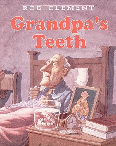 9780064435574: Grandpa's Teeth (Trophy Picture Books)