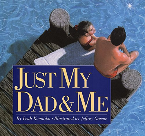 9780064435628: Just My Dad & Me (Trophy Picture Books)