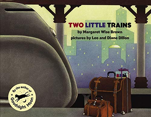9780064435680: Two Little Trains