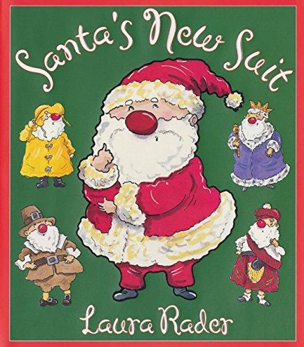 9780064435802: Santa's New Suit