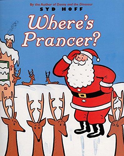 9780064435949: Where's Prancer?