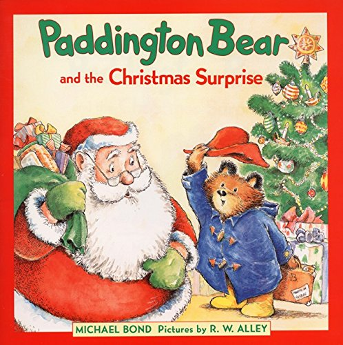 9780064435956: Paddington Bear and the Christmas Surprise