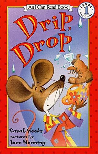 9780064435970: Drip, Drop (I Can Read Level 1)