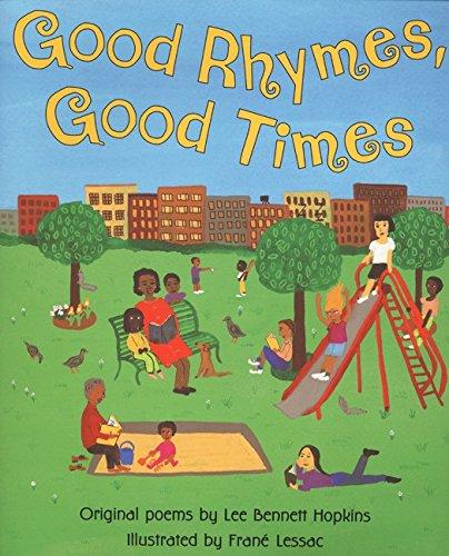 9780064435987: Good Rhymes, Good Times!