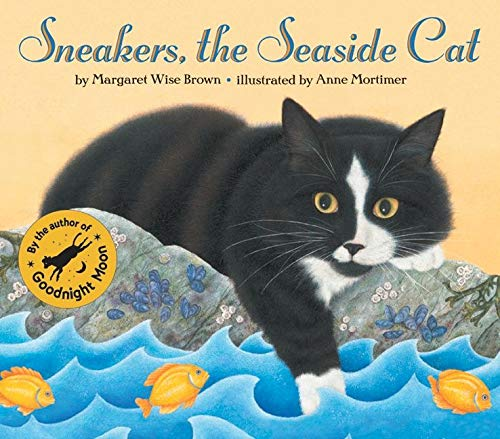 9780064436229: Sneakers, the Seaside Cat