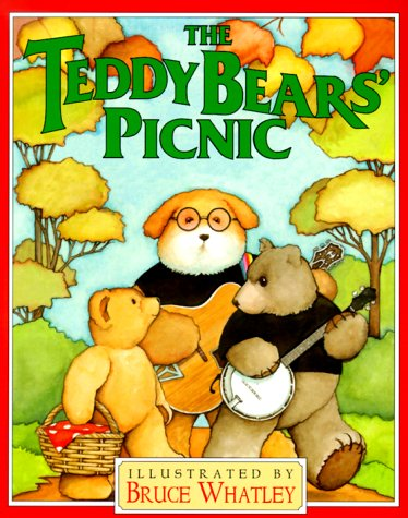 The Teddy Bears' Picnic (9780064436557) by Jerry Garcia