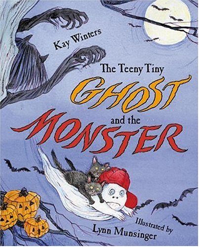 9780064436625: The Teeny Tiny Ghost and the Monster