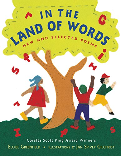 9780064436922: In the Land of Words: New and Selected Poems
