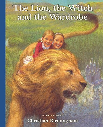 9780064436953: The Lion, the Witch and the Wardrobe (Narnia)