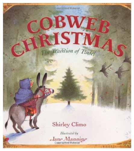 9780064437028: The Cobweb Christmas