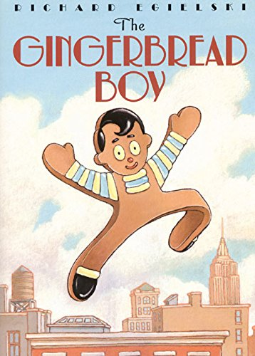 9780064437080: The Gingerbread Boy
