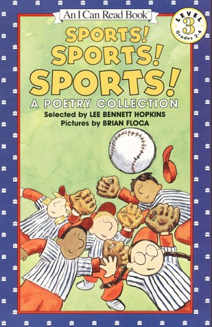 9780064437134: Sports! Sports! Sports!: A Poetry Collection (I Can Read - Level 3 (Quality))