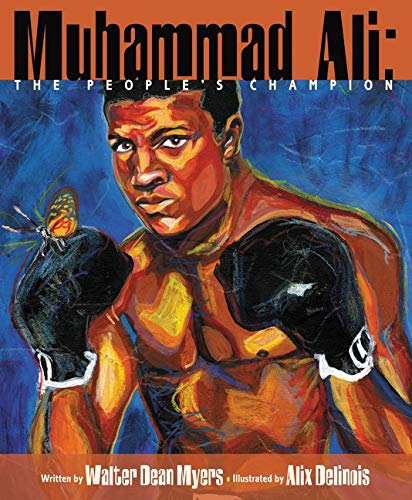 9780064437189: Muhammad Ali: The People's Champion