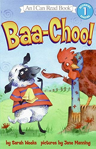 9780064437400: Baa-Choo! (I Can Read Book 1)