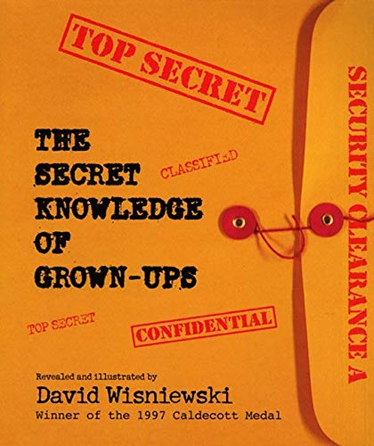 9780064437530: The Secret Knowledge of Grown-Ups (Top Secret (Paperback HarperCollins))