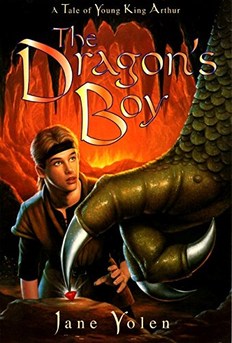 9780064437561: The Dragon's Boy: A Tale of Young King Arthur