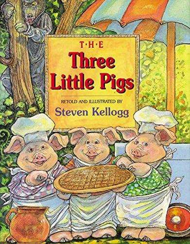 9780064437790: The Three Little Pigs