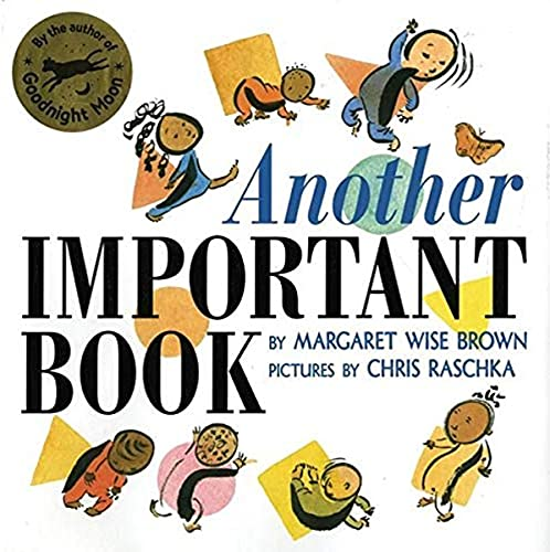 9780064437851: Another Important Book